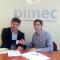 Firma del acuerdo DevoluIVA y PIMEC