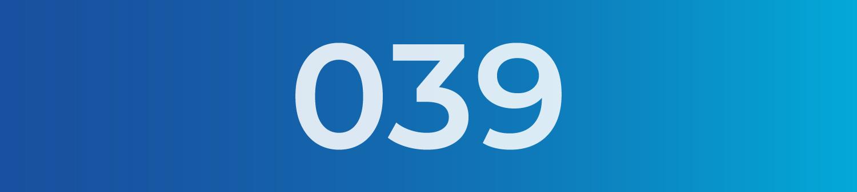 El modelo 039: Información básica y dudas frecuentes