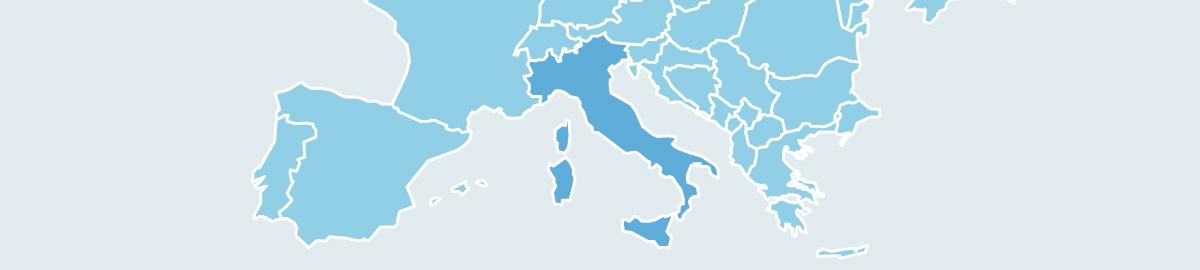 Guía internacional del IVA: Italia